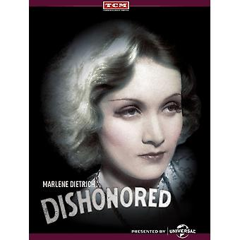 Dishonored [DVD] USA import