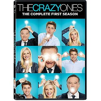 Crazy Ones: The Complete First Season [DVD] USA import