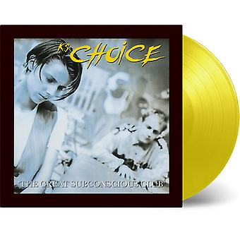 K's Choice - Great Subconscious Club [Vinyl] USA import