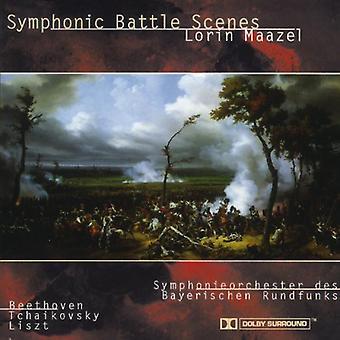 Symfonische vechtscènes - Symphonic vechtscènes [CD] USA importeren
