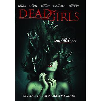 Døde piger [DVD] USA importerer