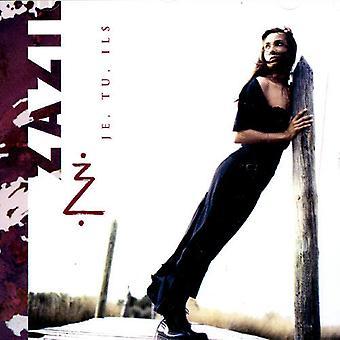 Zazie - Je Tu Ils [CD] USA importieren