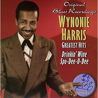 Wynonie Harris - Greatest Hits [CD] USA import