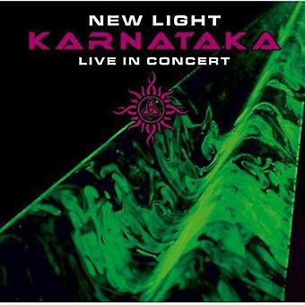 Karnataka - nueva luz: Vivir en la importación de Estados Unidos de concierto [CD]