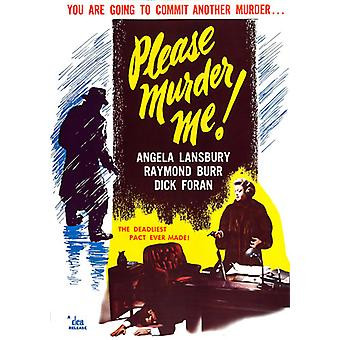 Please Murder Me [DVD] USA import