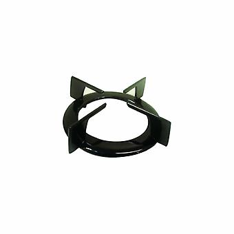 Pan Stand 2 Pin tipo - nero lucido