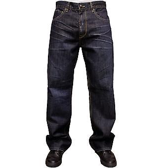 LRG True rødder klassiske 47 Jeans Indigo