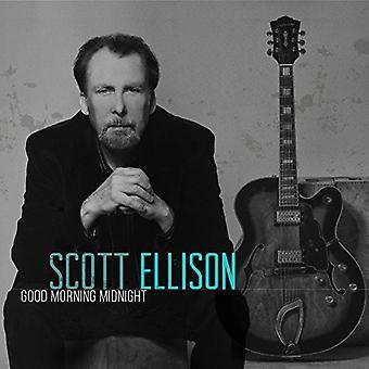 Scott Ellison - god morgen midnat [CD] USA import