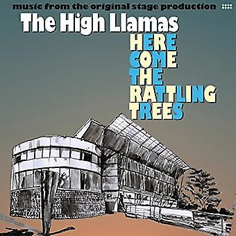 High Llamas - Here Come the Rattling Trees [CD] USA import