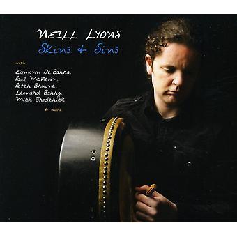 Neill Lyons - Skins & Sins [CD] USA import