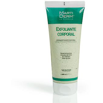Martiderm Body Scrub 200 Ml (Cosmetics , Facial)