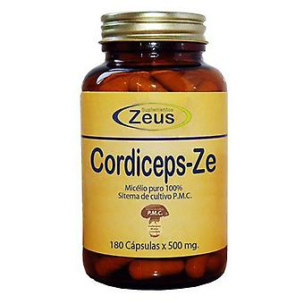 Suplementos Zeus Cordiceps-Ze 180 Capsules (Vitamins & supplements , Multinutrients)