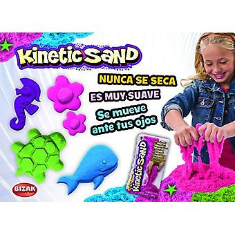 Bizak Kinetic Sand Neon 680 grams