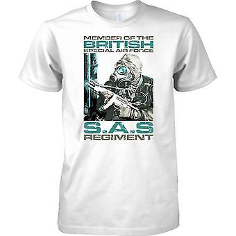 Leden van de Britse SAS Regiment - Kids T Shirt