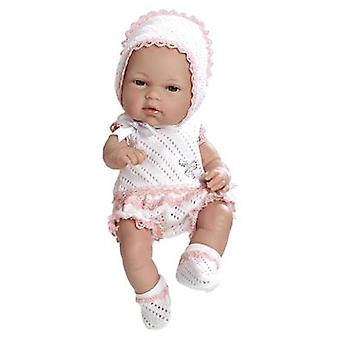Arias Natal Pink Swarovski 33 cm (Toys , Dolls And Accesories , Baby Dolls , Dolls)