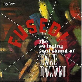 Dave Davani - Fused! [CD] USA import