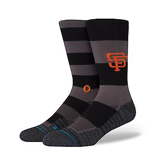 Stance Giants Nightshade Crew Socks