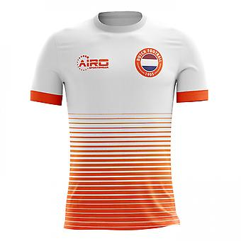 2018-2019 Holland Away Concept Football Shirt (Kids)