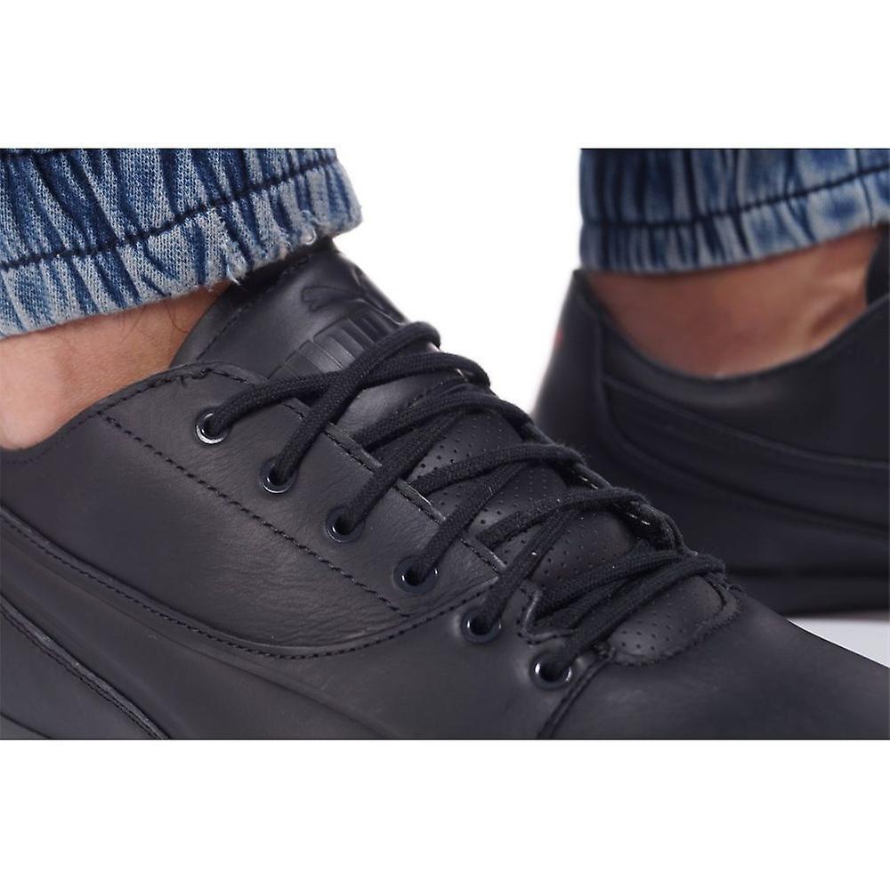 Puma SF Drift Cat 7 LS Black 306057 01 30605701 universal all year men shoes 9d713a434