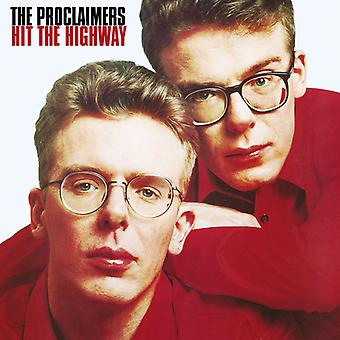 Proclaimers - Hit the Highway [Vinyl] USA import
