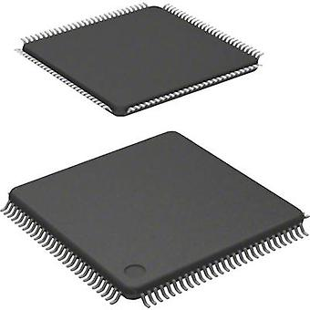 Embedded microcontroller MC9S12XD256CAL LQFP 112 (20x20) NXP Semiconductors 16-Bit 80 MHz I/O number 91