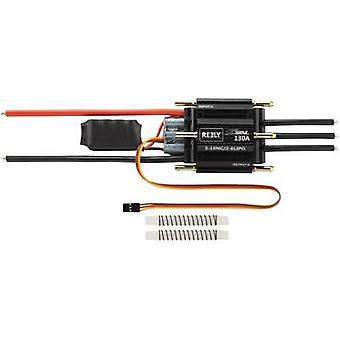 Model ship brushless speed control Reely Load (max.): 170 A