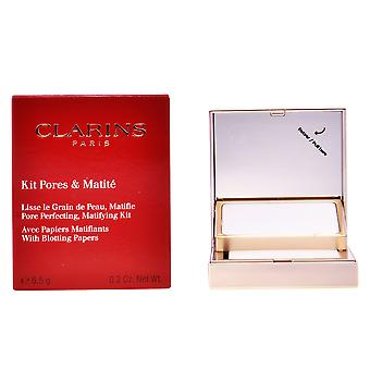 Clarins Kit Pores And Matite 6.5gr Womens New Sealed Boxed