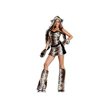Be Wicked BW1293 6 Piece set Temptuous  womens costume