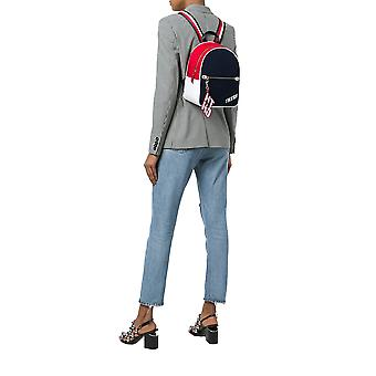 Tommy X Gigi ladies AW0AW05404903 Blau / red polyester backpack
