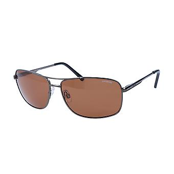 Polaroid Men Sunglasses Brown