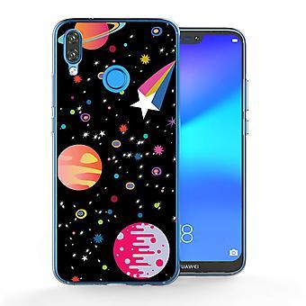 Huawei P20 Lite Space Muster TPU Gel Case