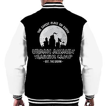 Fortnite Urban Assault Training Camp Männer Varsity Jacket
