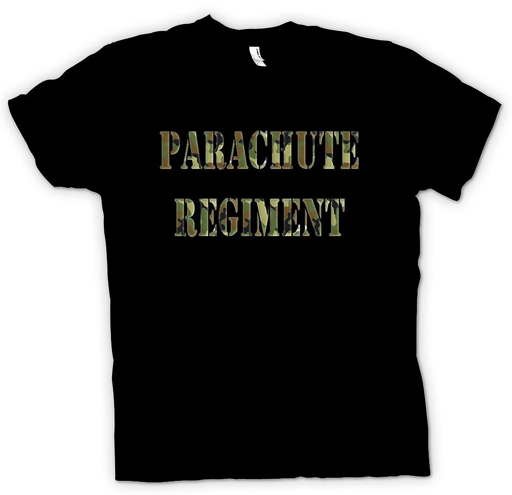 Mens t-skjorte-UK Parachute Regiment