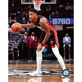 Rodney McGruder 2017-18 Action Photo Print