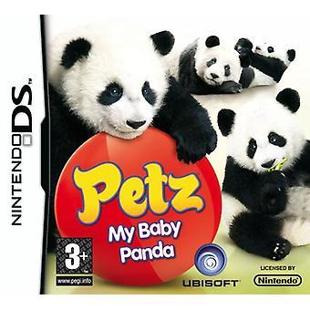 Petz mein Babypanda (Nintendo DS)