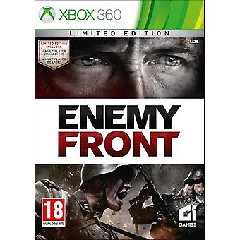 Enemy Front Limited Edition (Xbox 360) - Factory Sealed