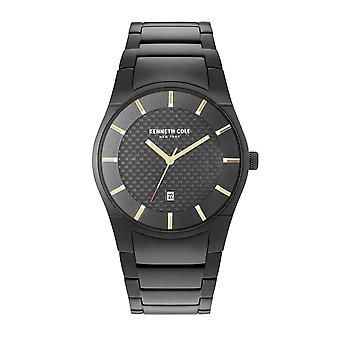 Kenneth Cole New York men's watch wristwatch stainless steel KC15103002