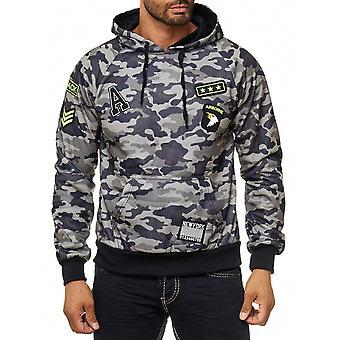 Hombres suéter con capucha Sudadera sudadera con capucha Jersey con capucha Nueva York impresión