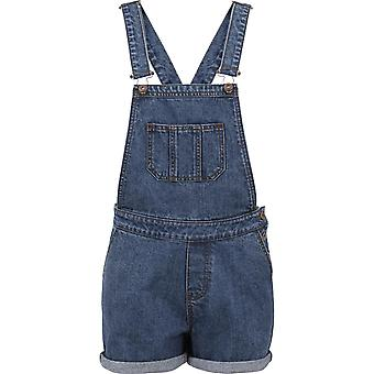 Urban classics ladies short Dungaree