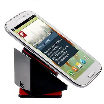 Wireless charging station for many Samsung Galaxy QI Charger Black