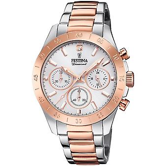 Festina Lady watch chronograph F20398/1