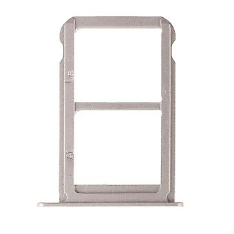 For Huawei Mate 9 Pro SIM Card Tray - Silver