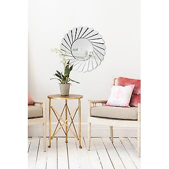 MIRROR ROUND DEKOSPIEGEL DECORATIVE WALL MIRROR WALL DECORATION
