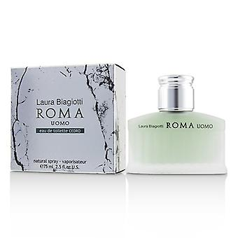 Laura Biagiotti Roma Uomo Eau De Toilette Cedro Spray 75ml/2.5oz