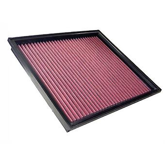 K&N 33-2594 High Performance Replacement Air Filter
