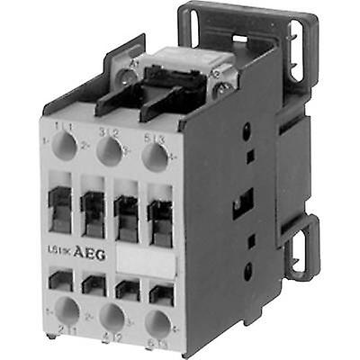General Electric LS4K.10D00 Contactor 1 pc(s) 3 makers 4 kW 24 Vdc + auxiliary contact