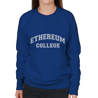 Ethereum College Women's Sweatshirt