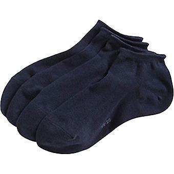 Esprit Classic Sneaker 2 Pack Socks - Marine Navy