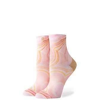 Calcetines de tobillo de ágata de postura