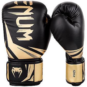 Venum Challenger 3.0 bokshandschoenen zwart/goud